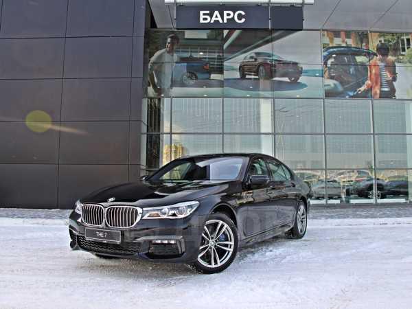 BMW 7-Series, 2018 год, 10 517 400 руб.