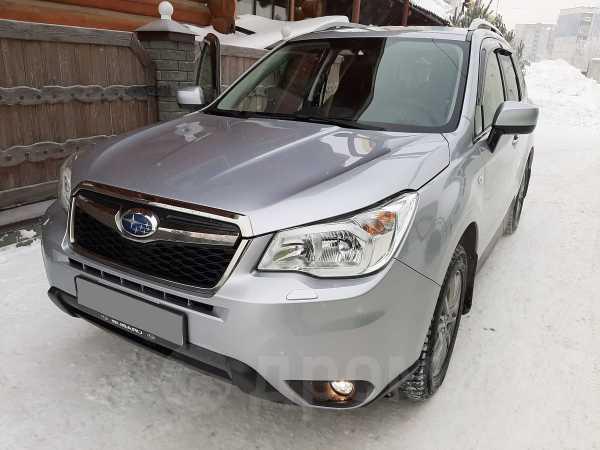 Subaru Forester, 2014 год, 1 149 000 руб.