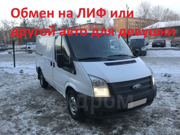 Ford Tourneo Custom, 2012 год, 649 000 руб.