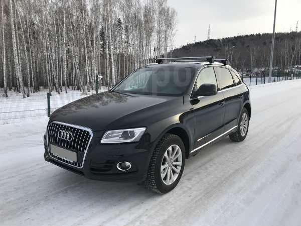 Audi Q5, 2013 год, 1 260 000 руб.