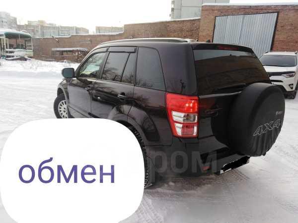 Suzuki Grand Vitara, 2008 год, 650 000 руб.