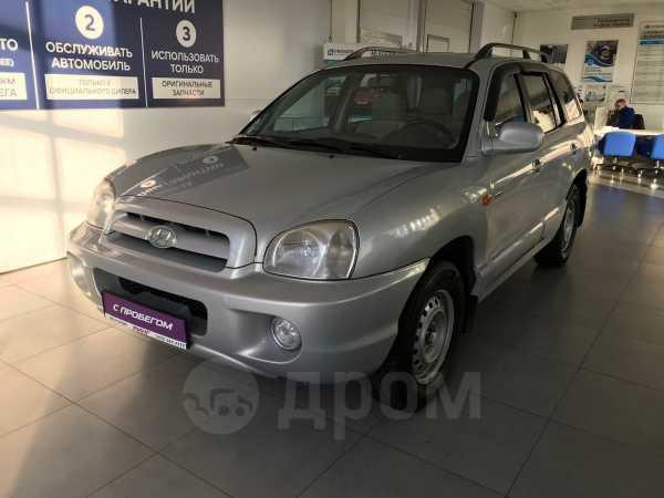 Hyundai Santa Fe, 2008 год, 379 000 руб.