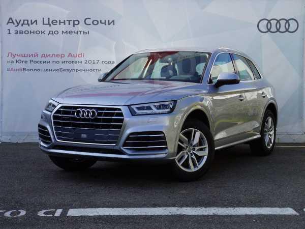 Audi Q5, 2019 год, 3 675 000 руб.