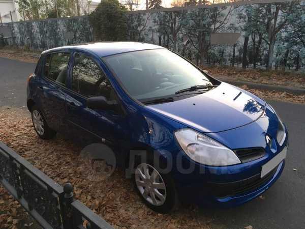 Renault Clio, 2008 год, 299 000 руб.