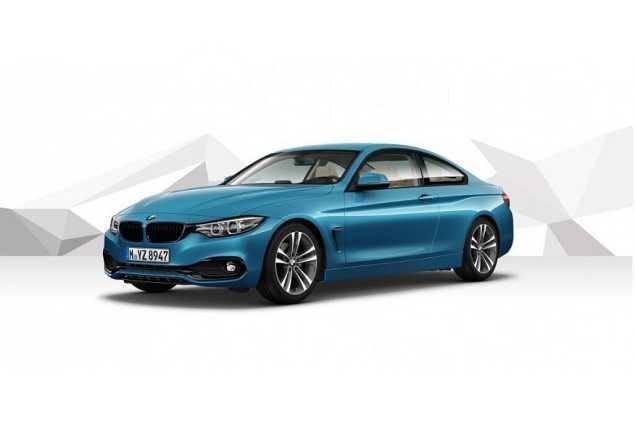BMW 4-Series, 2019 год, 2 597 000 руб.
