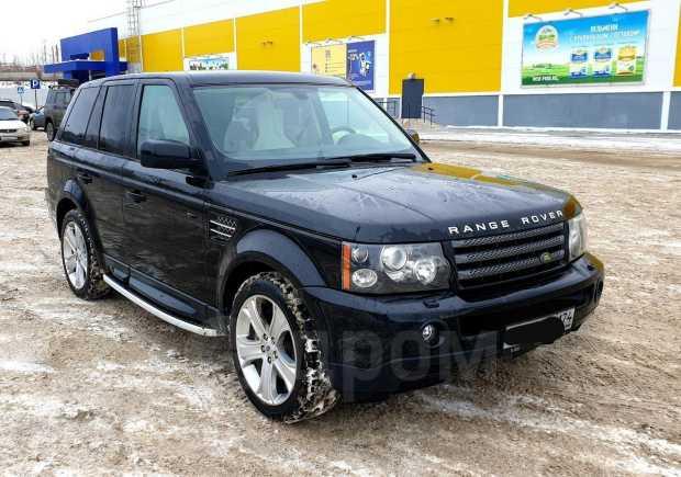 Land Rover Range Rover Sport, 2007 год, 760 000 руб.