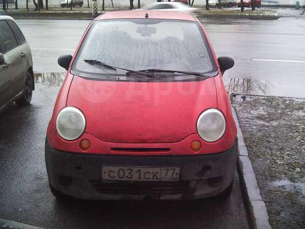 Daewoo Matiz, 2010 год, 75 000 руб.