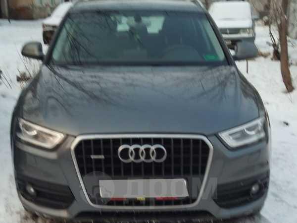 Audi Q3, 2012 год, 1 010 000 руб.