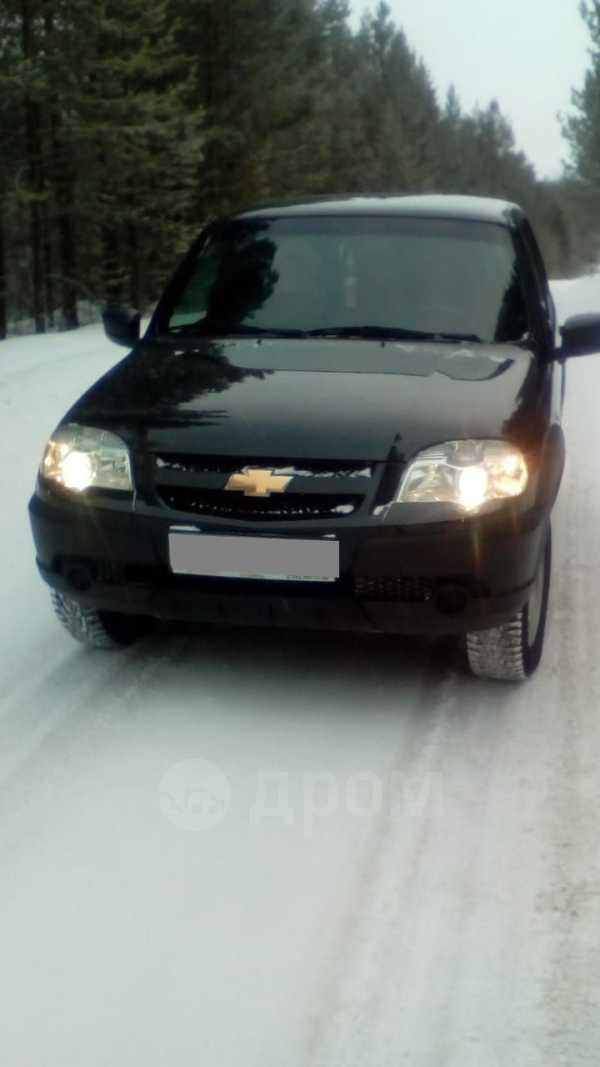 Chevrolet Niva, 2018 год, 510 000 руб.