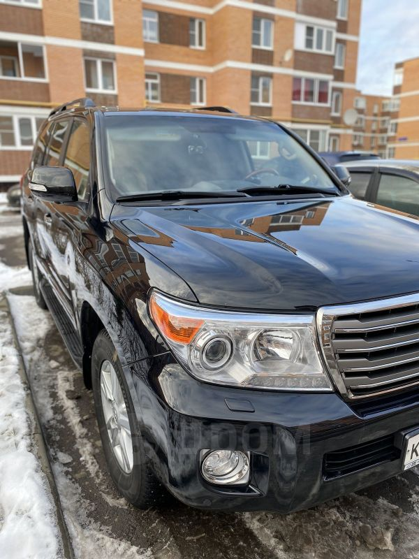 Toyota Land Cruiser, 2015 год, 3 400 000 руб.