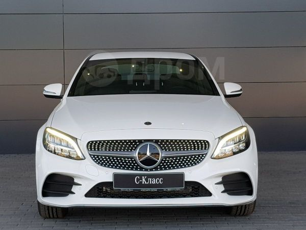 Mercedes-Benz C-Class, 2019 год, 2 943 792 руб.