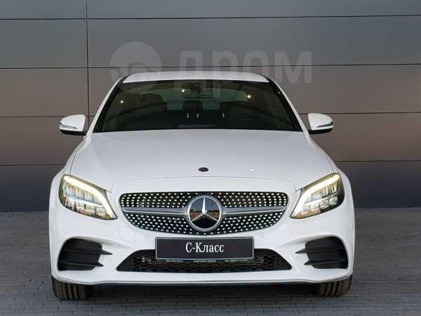 Mercedes-Benz C-Class, 2019 год, 2 430 069 руб.