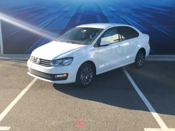 Volkswagen Polo, 2019 год, 915 000 руб.