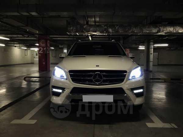 Mercedes-Benz M-Class, 2012 год, 1 530 000 руб.