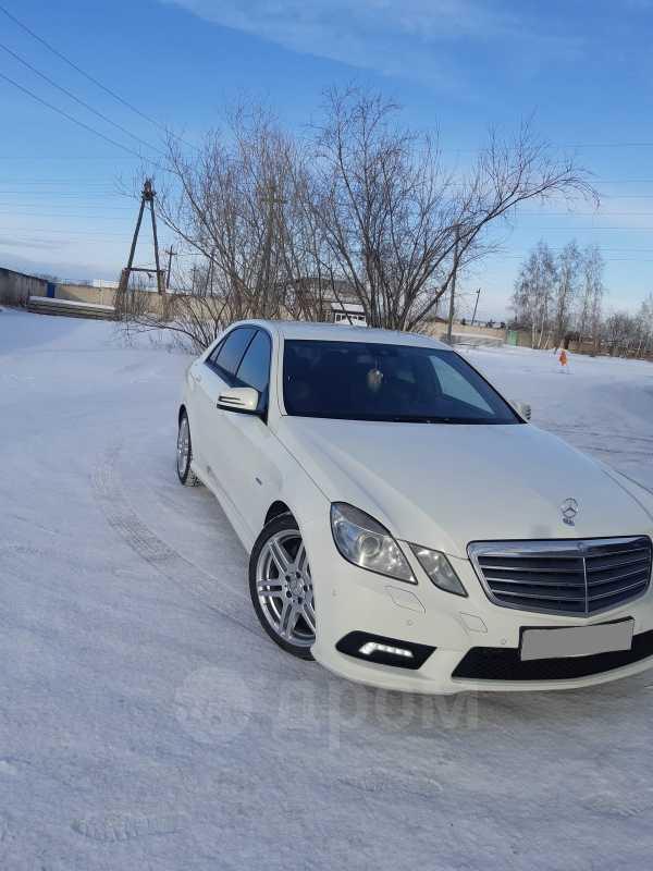 Mercedes-Benz E-Class, 2011 год, 930 000 руб.