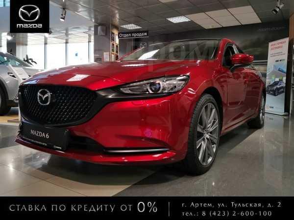 Mazda Mazda6, 2019 год, 2 063 735 руб.