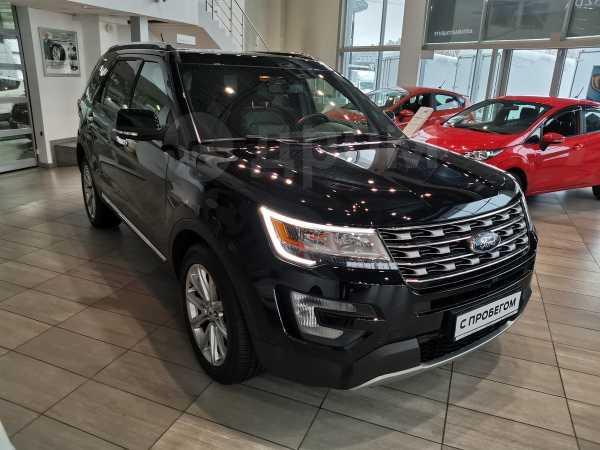 Ford Explorer, 2017 год, 2 530 000 руб.