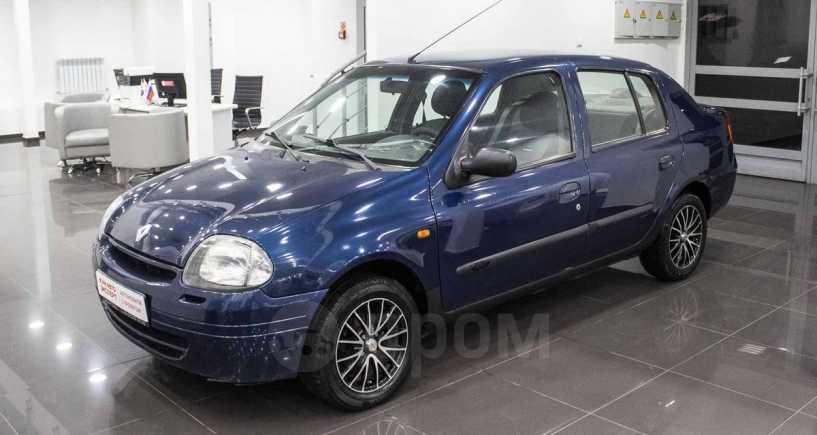 Renault Clio, 2001 год, 79 000 руб.