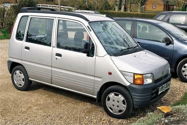 Daihatsu Move, 1998 год, 100 000 руб.