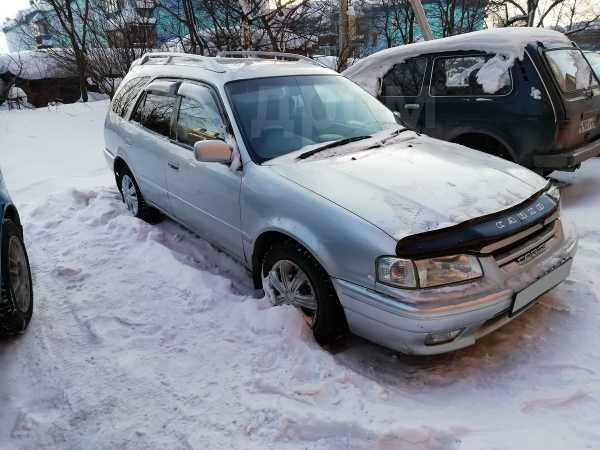 Toyota Sprinter Carib, 2000 год, 165 000 руб.