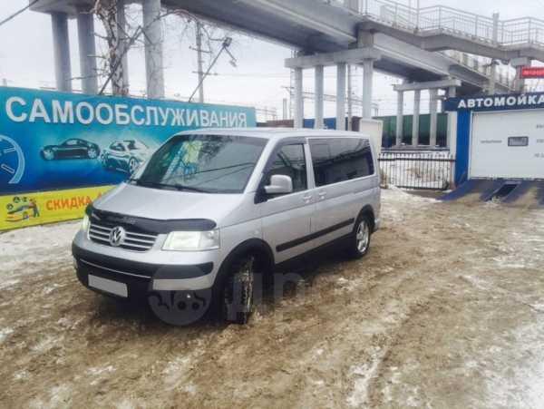 Volkswagen Multivan, 2005 год, 888 000 руб.