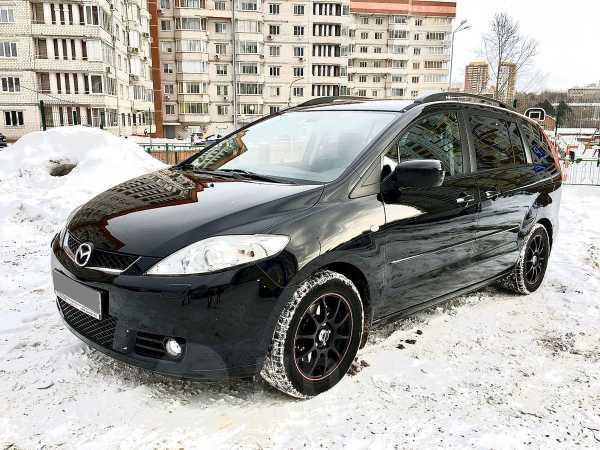Mazda Mazda5, 2007 год, 555 000 руб.