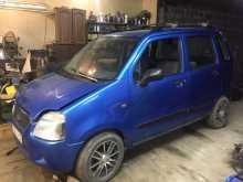 Балабаново Wagon R 2001