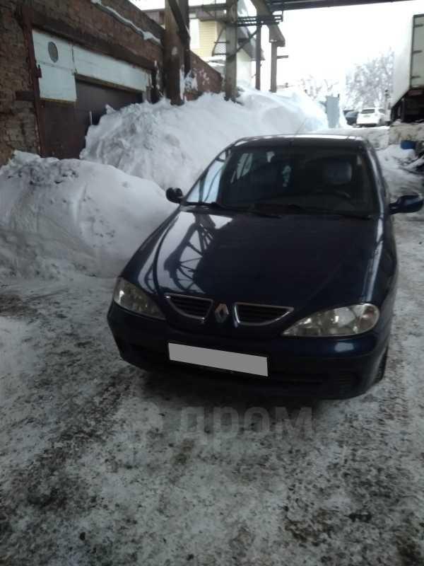 Renault Megane, 2001 год, 175 000 руб.