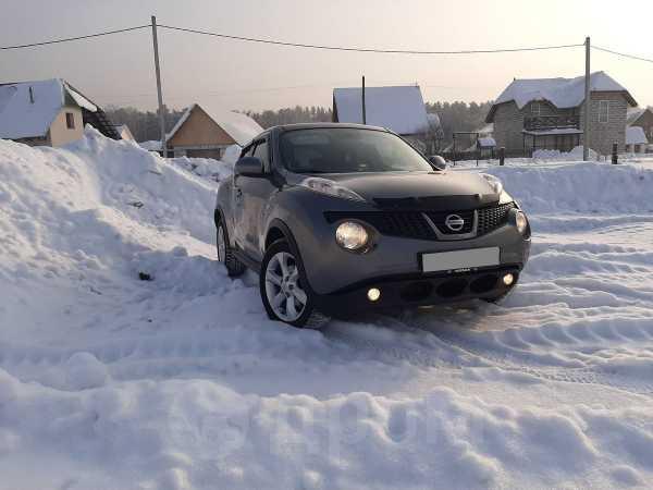 Nissan Juke, 2012 год, 654 000 руб.