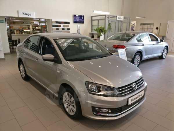 Volkswagen Polo, 2019 год, 1 021 600 руб.