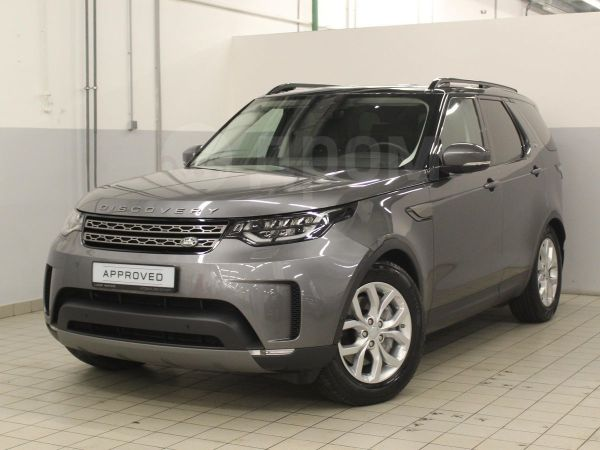 Land Rover Discovery, 2018 год, 3 459 413 руб.