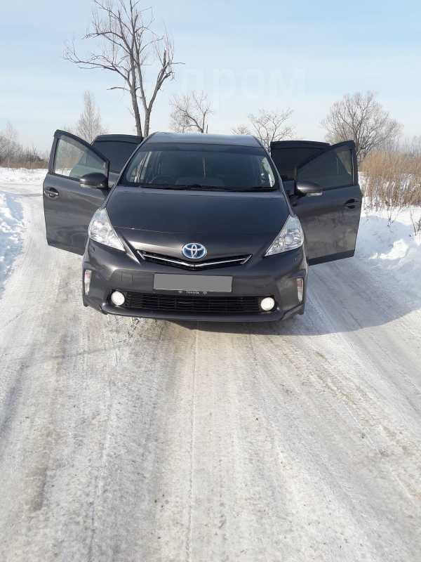 Toyota Prius a, 2012 год, 930 000 руб.