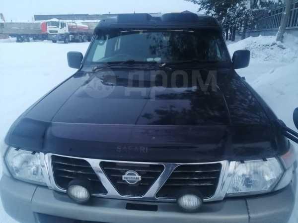 Nissan Safari, 1998 год, 850 000 руб.