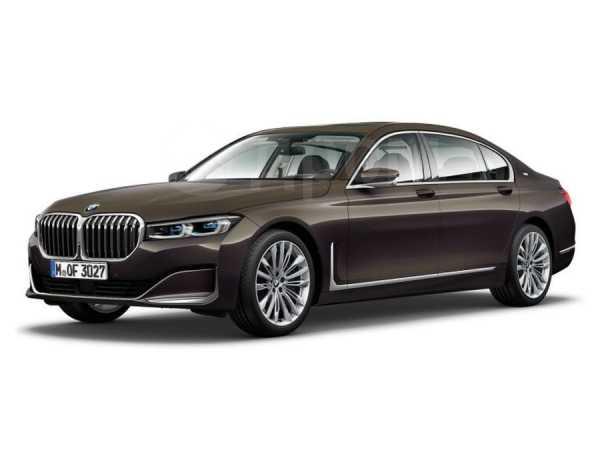 BMW 7-Series, 2019 год, 13 634 602 руб.