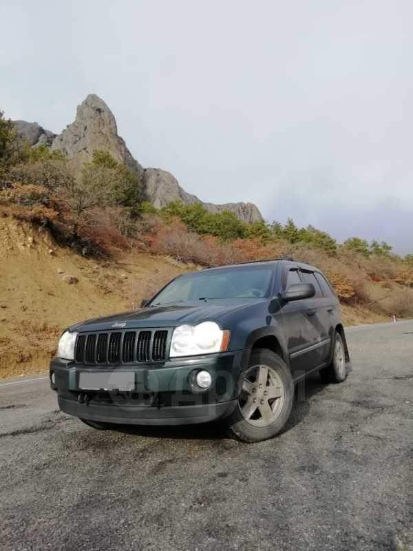 Jeep Grand Cherokee, 2005 год, 620 000 руб.