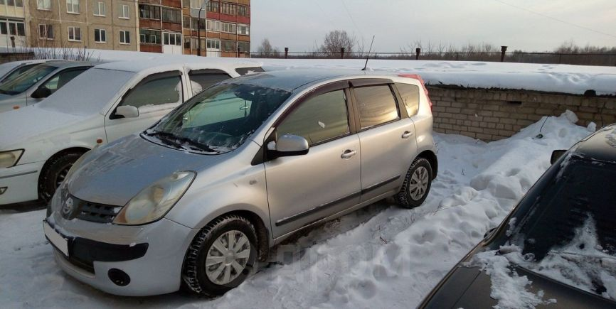 Nissan Note, 2006 год, 344 000 руб.