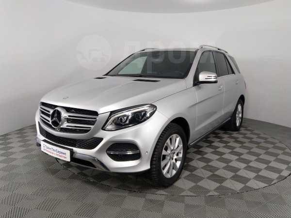 Mercedes-Benz GLE, 2016 год, 2 570 000 руб.