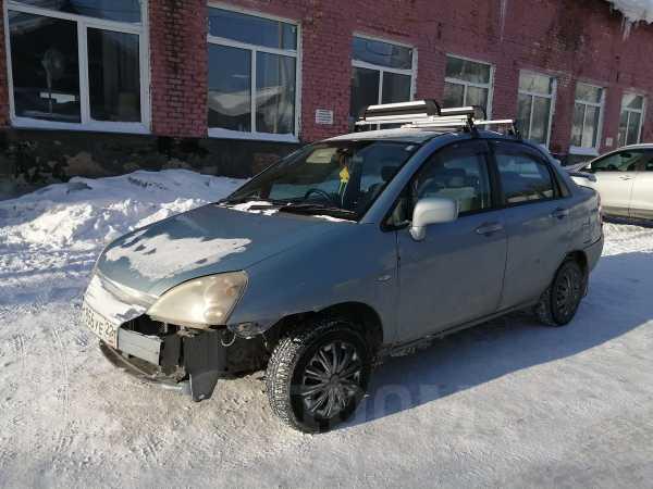 Suzuki Aerio, 2001 год, 132 000 руб.