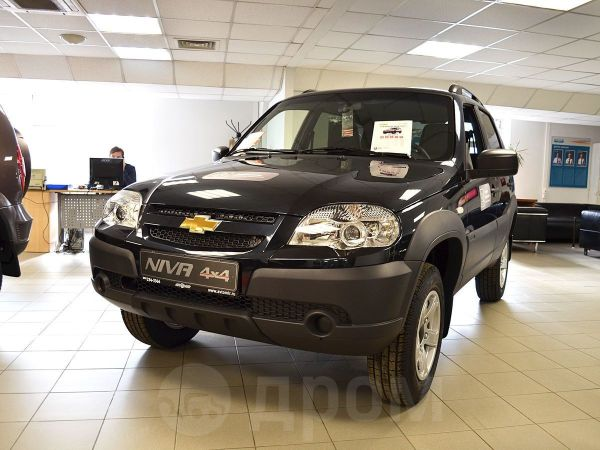 Chevrolet Niva, 2019 год, 850 460 руб.