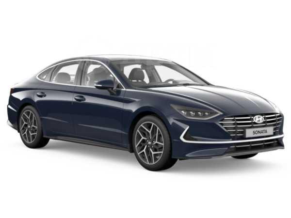 Hyundai Sonata, 2019 год, 1 774 000 руб.