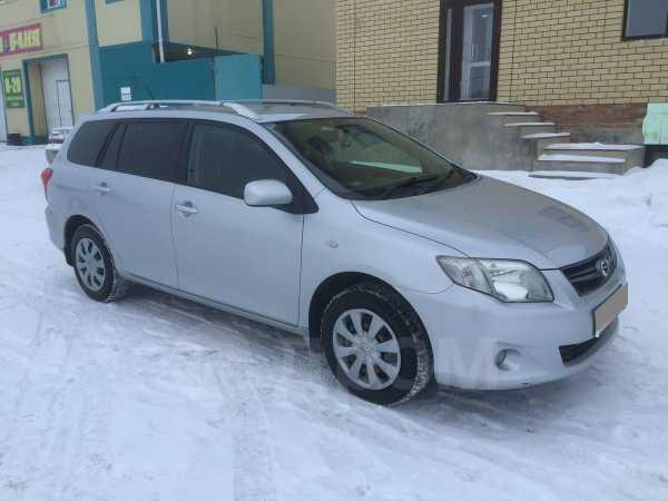 Toyota Corolla Fielder, 2010 год, 560 000 руб.