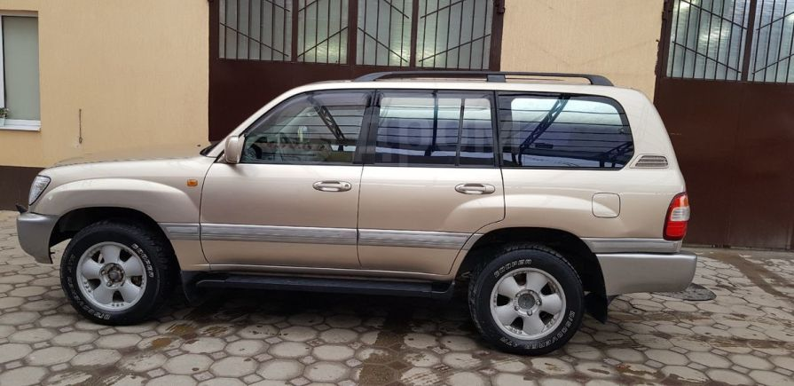 Toyota Land Cruiser, 2005 год, 1 100 000 руб.