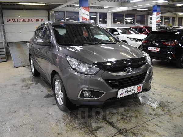 Hyundai ix35, 2011 год, 849 000 руб.