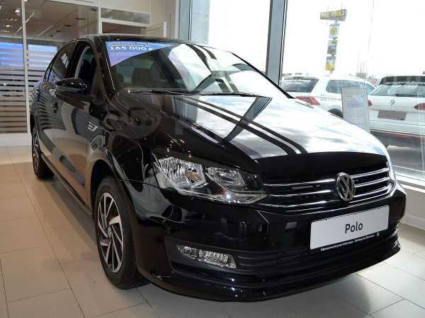 Volkswagen Polo, 2019 год, 983 800 руб.