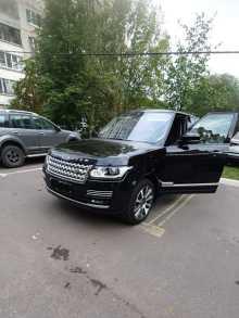 Жуковский Range Rover 2013