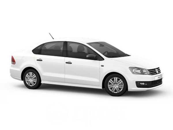 Volkswagen Polo, 2019 год, 823 800 руб.