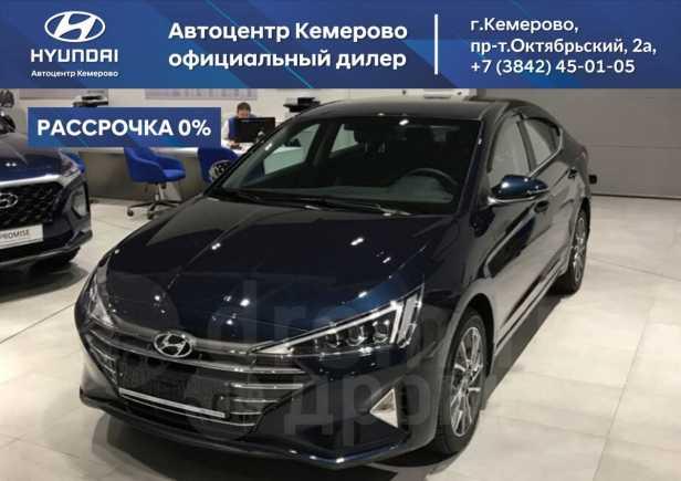 Hyundai Elantra, 2019 год, 1 380 000 руб.