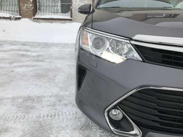 Toyota Camry, 2016 год, 1 189 000 руб.