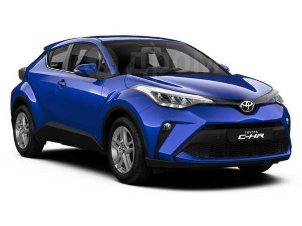 Toyota C-HR, 2019 год, 1 828 000 руб.