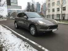 Москва Cayenne 2014